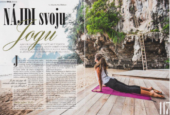 Nájdi svoju jogu