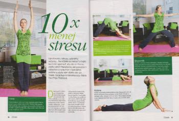 10x menej stresu