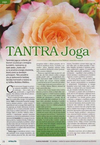 Tantra joga