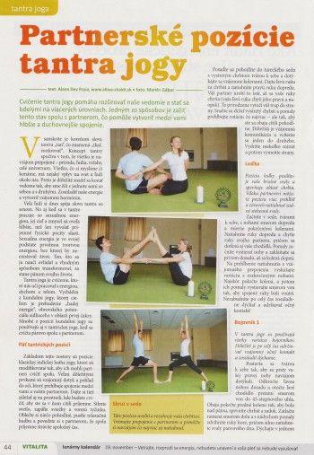 Partnerské pozície tantra jogy