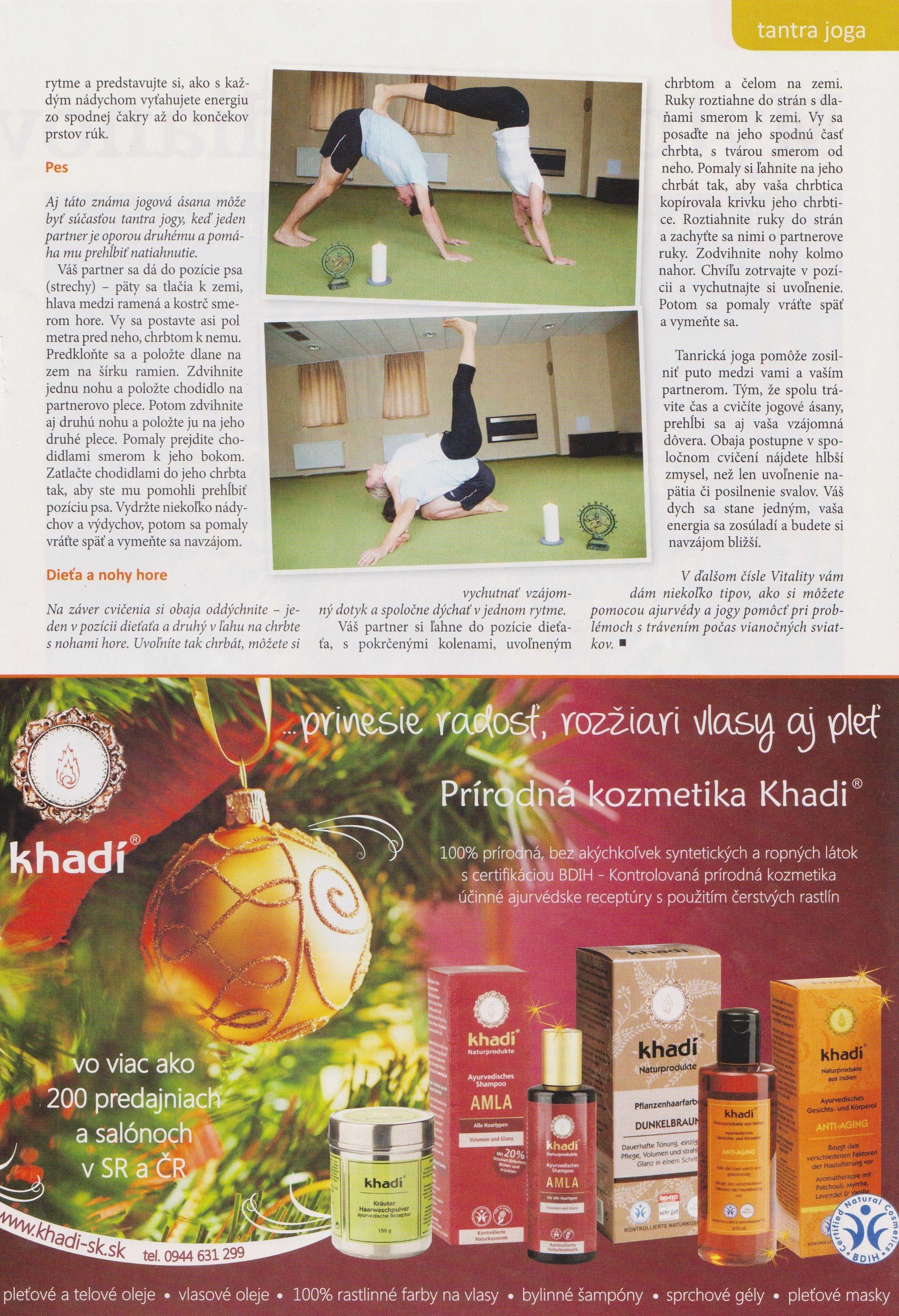 Vitalita 11_2014 - Partnerské pozície tantra jogy_str.2