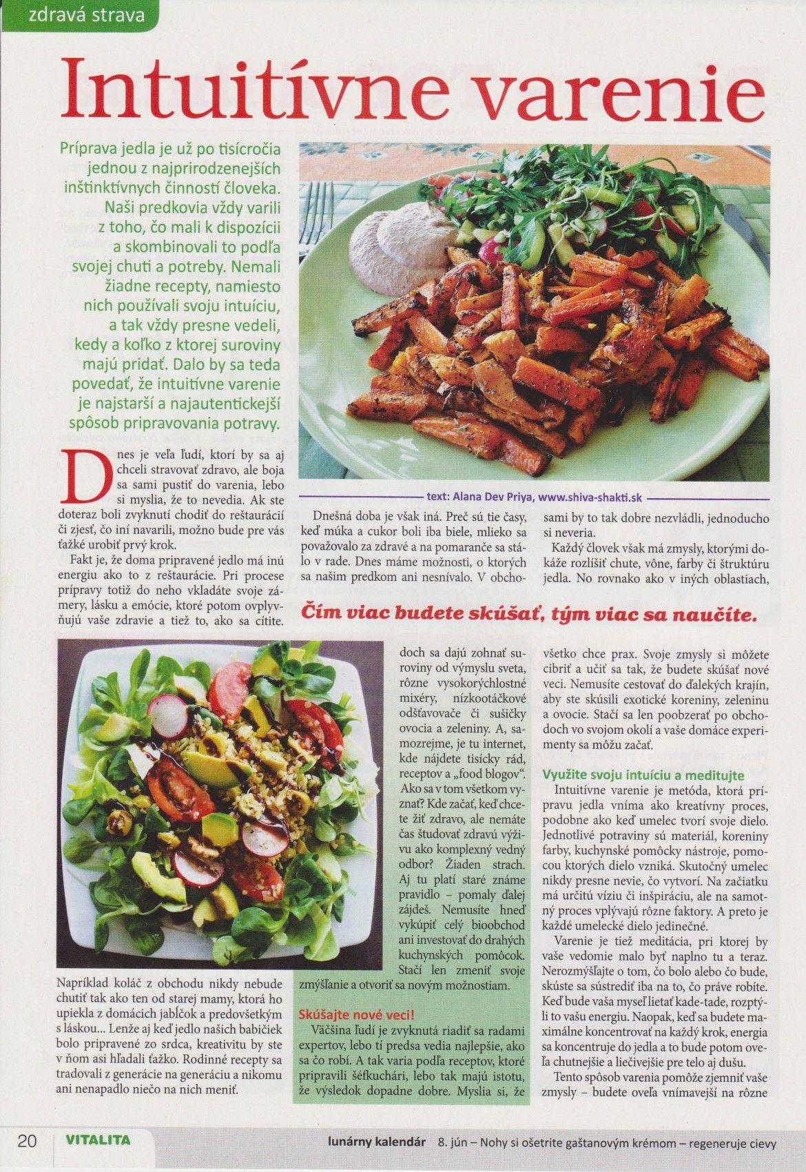 Intuitívne varenie