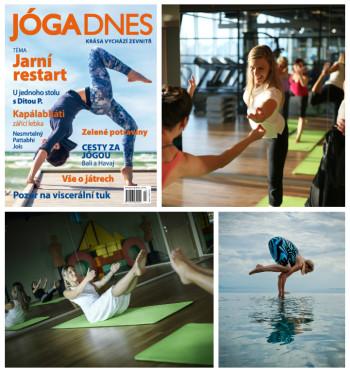 O životě s jógou …….Alana Dev Priya Židziková