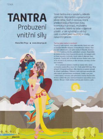 Tantra – probuzení vnitřní síly