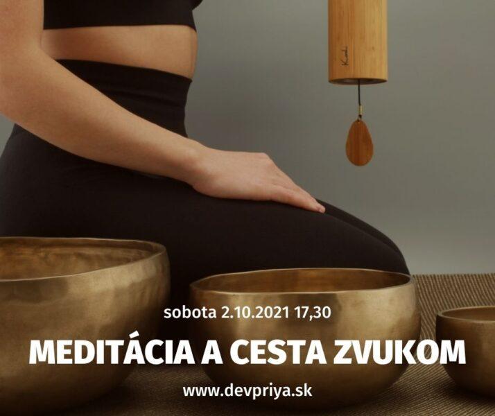 Meditácia a cesta zvukom